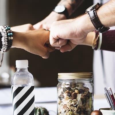 equipo marketing digital pymes